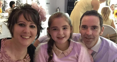 Anna, 44, was diagnosed with acute myeloid leukaemia (AML) in 2015. Her treatment included high-dose chemotherapy over a six-month period in hospital.