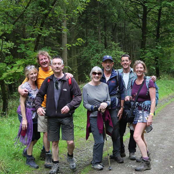 Bishops Castle Round and About Walks group