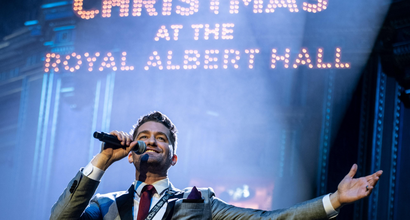Christmas with the Stars at the Royal Albert Hall