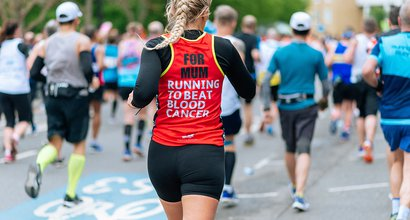 marathon-woman-running-blood-cancer-uk